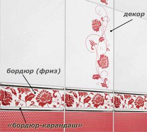 ceramic border